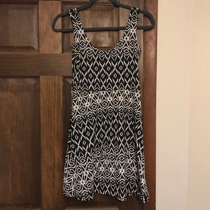Tribal Print FOREVER 21 Mini Dress